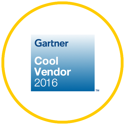 Fedr8 recognized as cool vender by Gartner