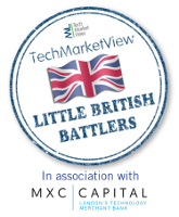 Fedr8 announces it has been selected as one of the 12 prestigious TechMarketView Little British Battlers