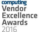 Fedr8 announced as finalist in Computing's Vendor Excellence Awards 2016