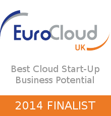 EuroCloud Cloud Startup Business Potential Finalist