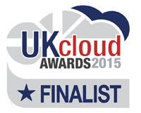 UK Cloud Awards 2015 Finalist