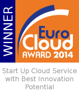 EuroCloud Cloud Service Best Innovation Potential Winner