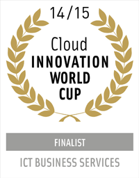 Cloud Innovation World Cup Finalist ICT Business Services